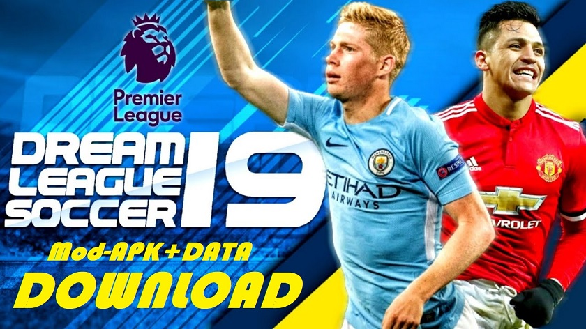 DLS19-Premier-League-Mod-Android-HD-Graphics-Download