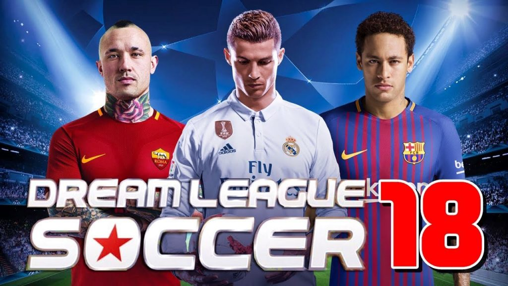 Dream-League-2018-Apk-Mod-Data-Download
