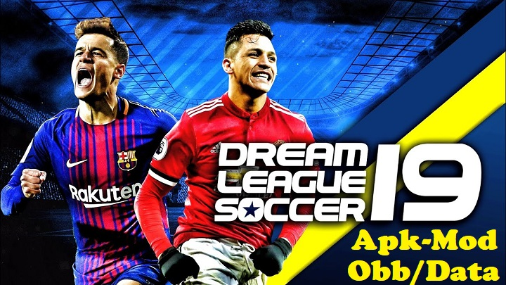 Dream League Soccer 2019 Mod Apk Data Download