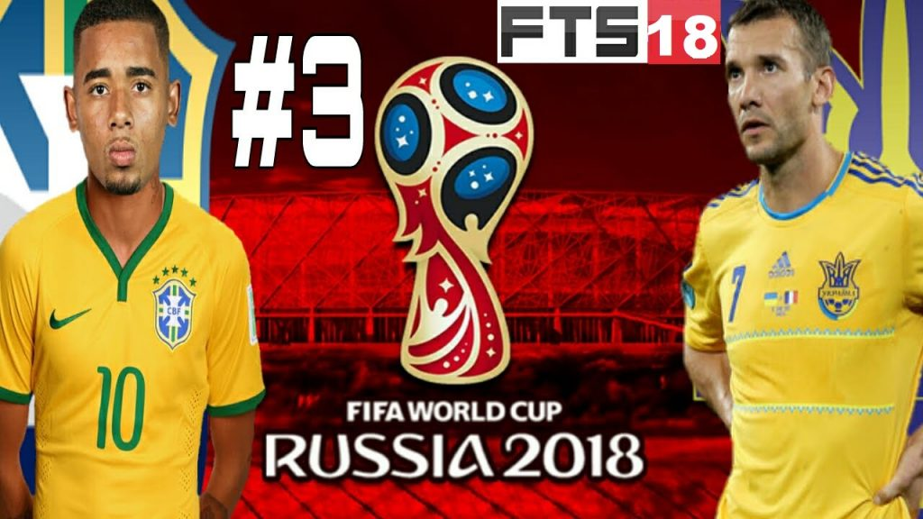 FTS 2018 Mod World Cup Russia Download