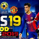 FTS Mod PES 2019 Apk Data Download