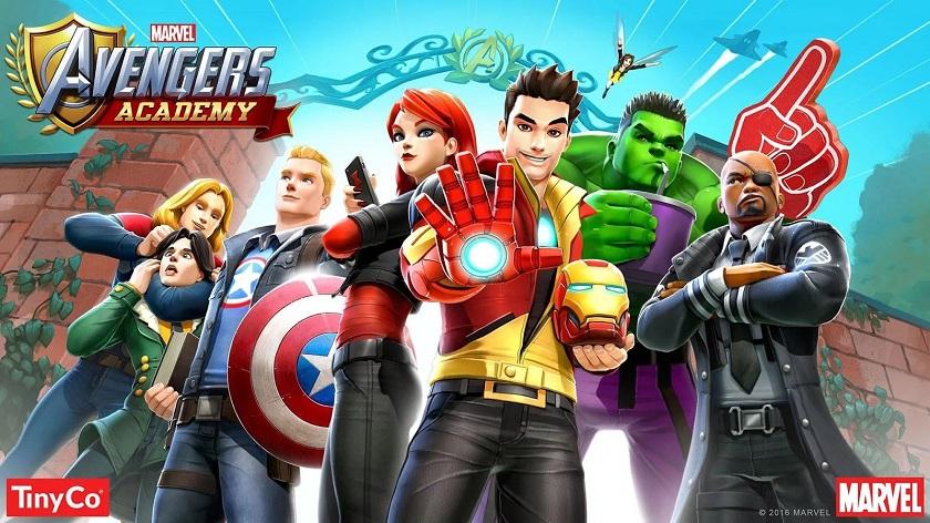 MARVEL-Avengers-Academy-Mod-Apk-Download