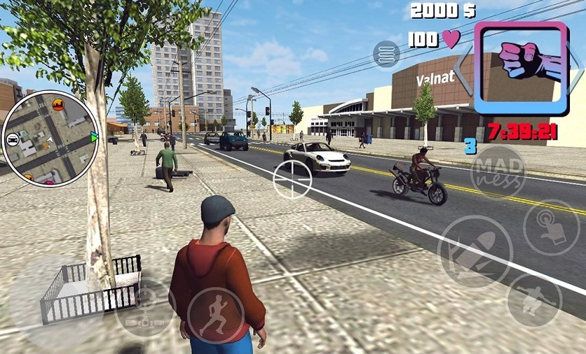 Mad City Crime Stories Mod Money Apk Download