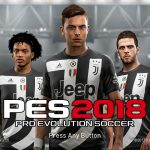 PES Mobile 2018 Mod Juventus Apk Data Obb Download
