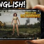 PUBG Mobile Apk Data English Version Download
