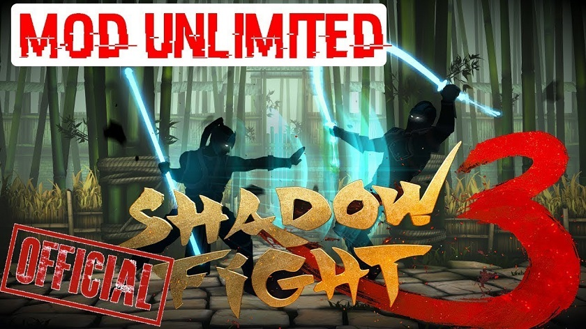 Shadow Fight 3 Mod Apk Unlimited Money Download