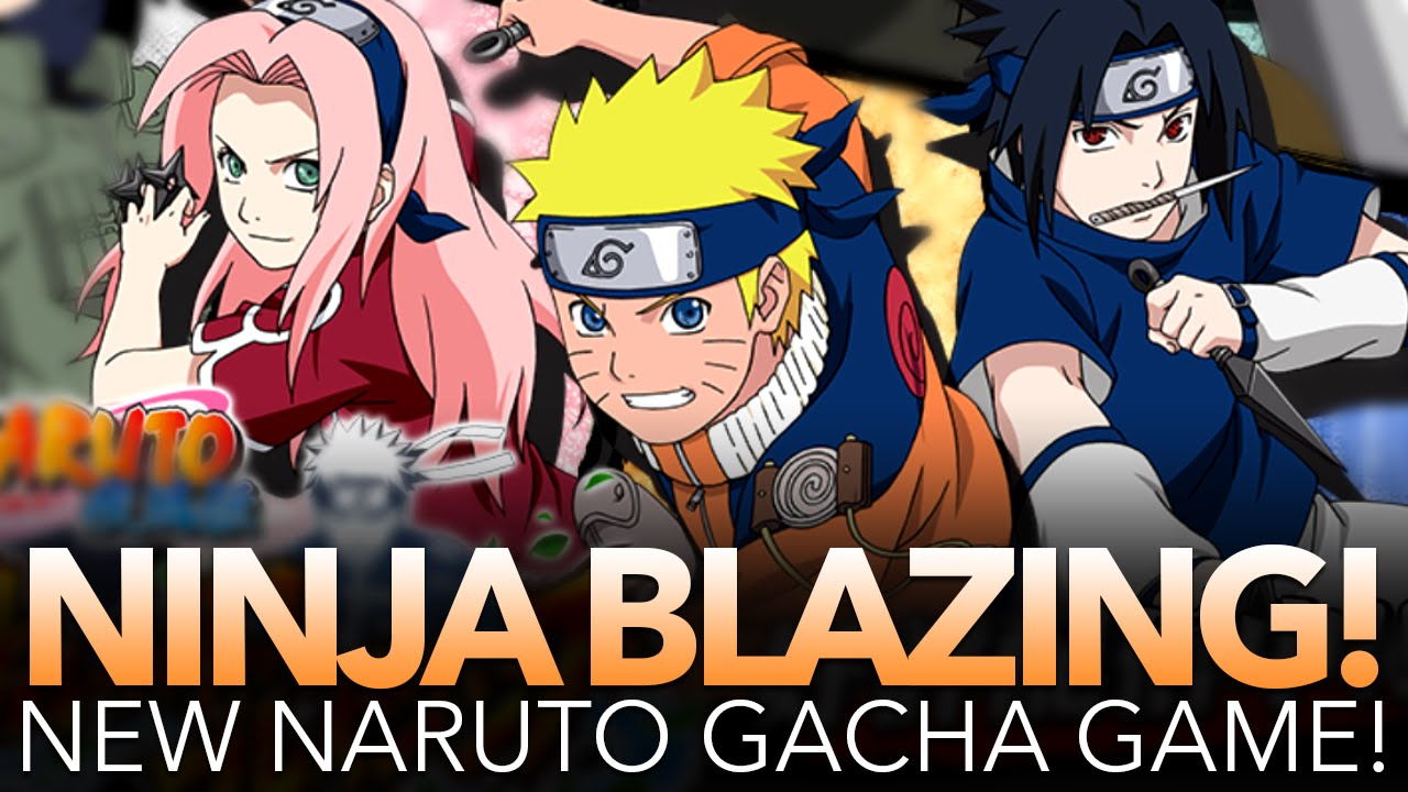 Ultimate Ninja Blazing Mod Apk Download