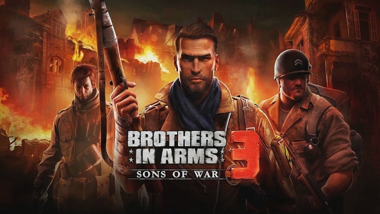 Brothers in Arms 3 Apk Mod Android Download