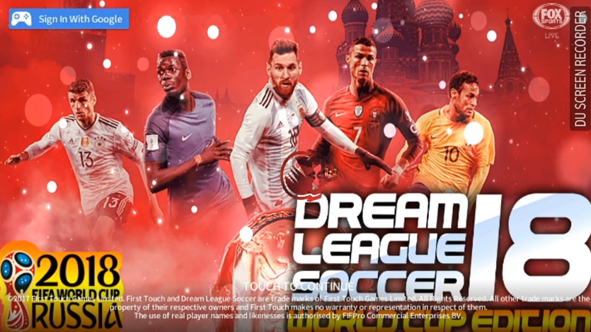 DLS 2019 Mod FIFA World Cup Russia Apk Data Download
