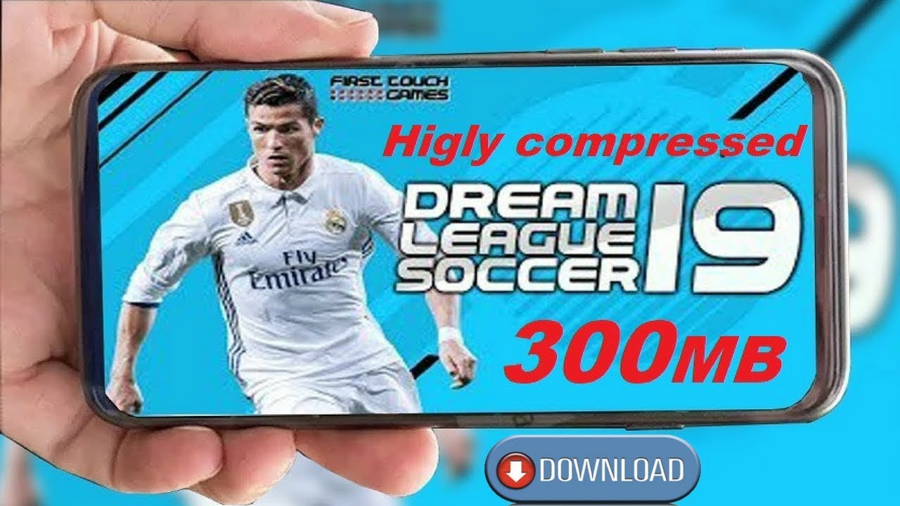DLS 19 Mod Highly Compressed Apk Obb Download