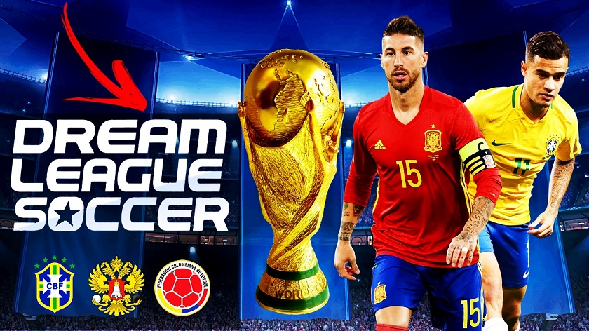 Dream League Soccer 2018 World Cup Russia for Android Download