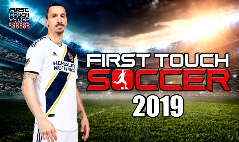 First Touch Soccer 2019 Android Offline HD Graphics Download