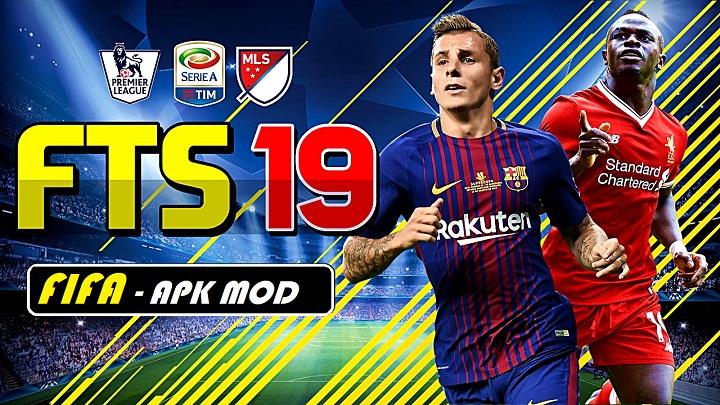 FTS Mod FIFA 19 Mod Apk WorldGames Download