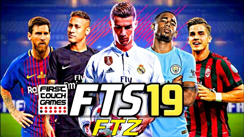 FTS Mod FTZ 19 Apk Data Obb Download