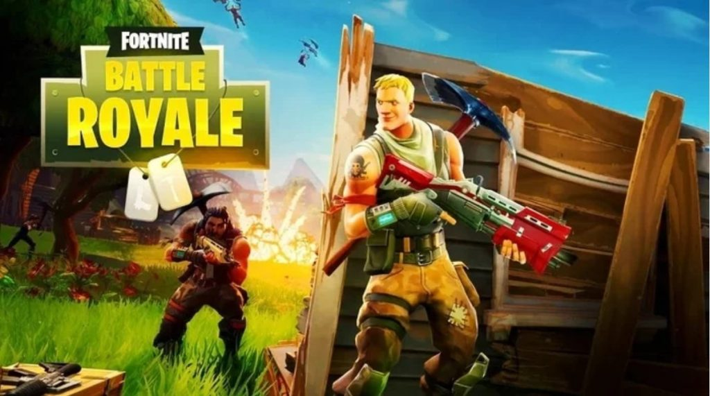 Fortnite Battle Royale Mod Apk for Android Download