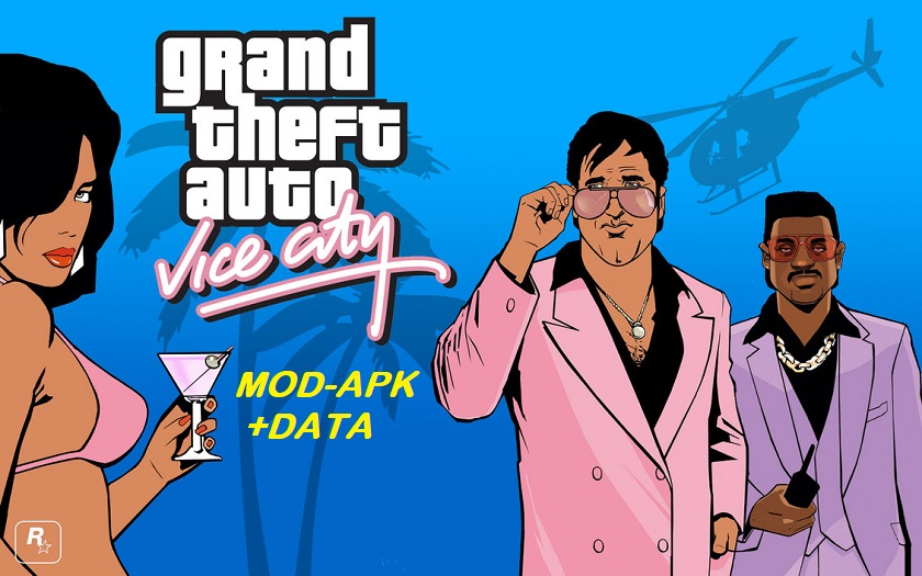 GTA Vice City Mod Apk Data Download