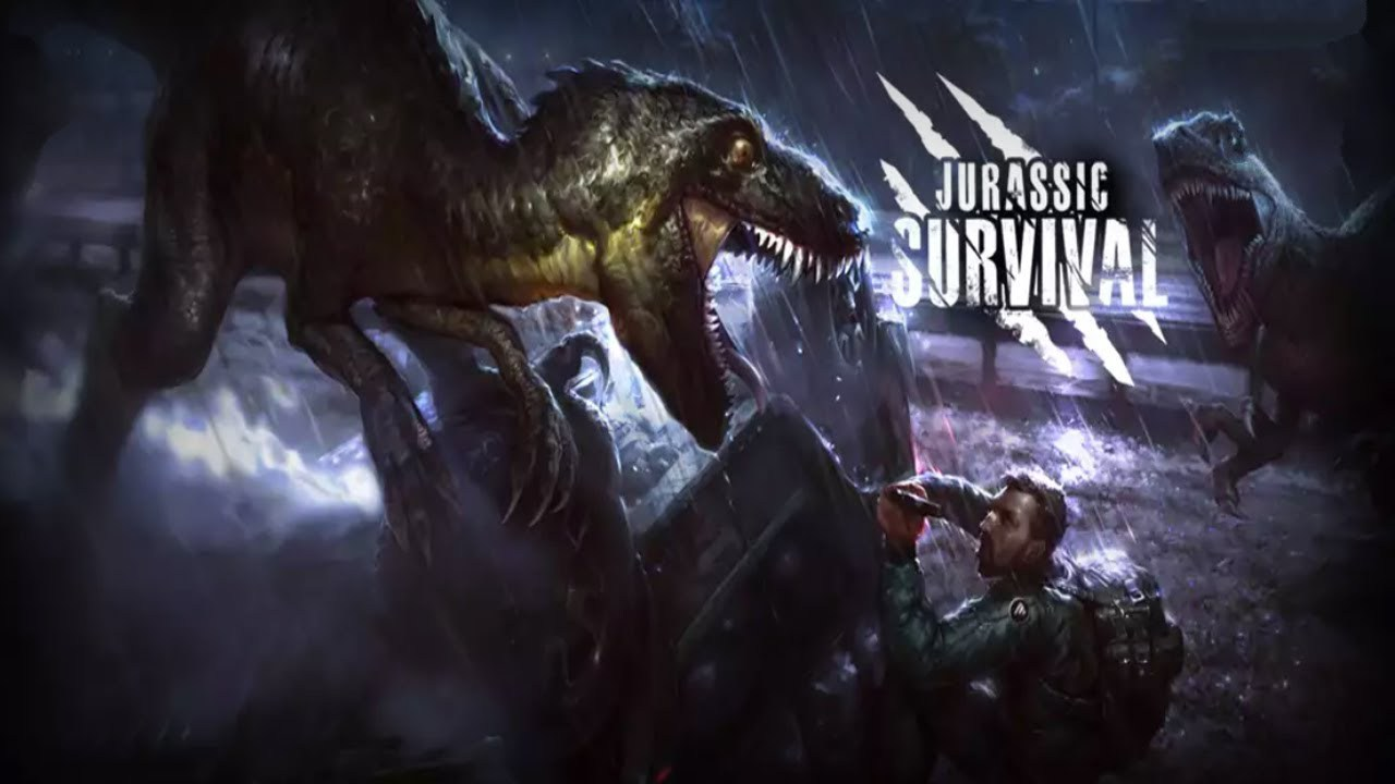 Jurassic Survival Mod APK Android Download