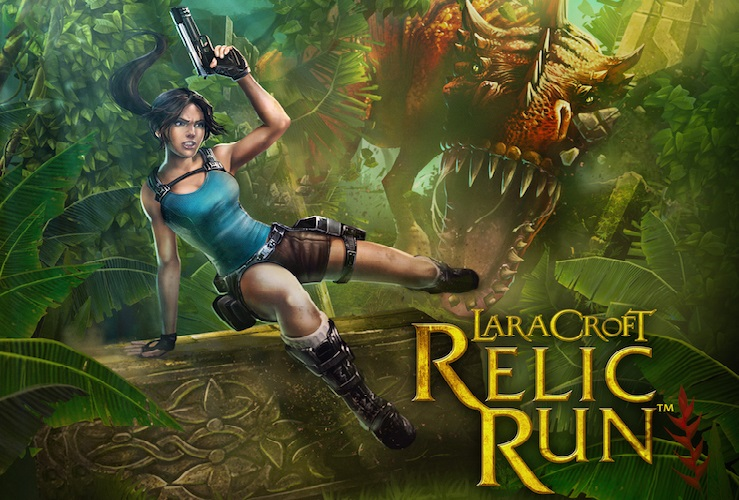 Lara Croft Relic Run Mod APK Data Download