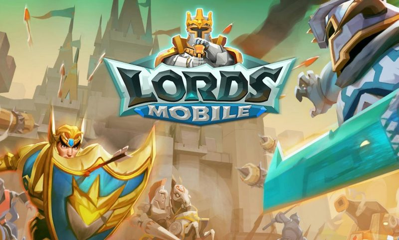 Lords Mobile MOD APK Data Android Download