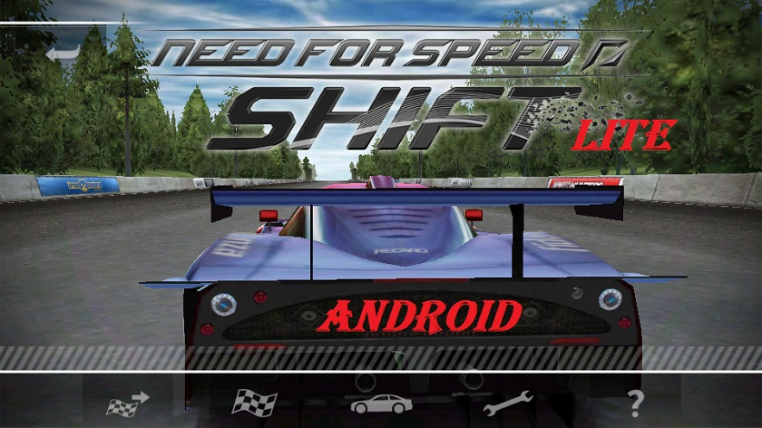 NFS Shift Lite APK Data Download