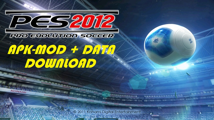 PES2012 Pro Evolution Soccer for Android Download