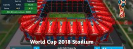 Stadium of DLS 2018 FIFA World Cup Russia Download