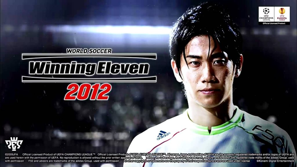 Winning Eleven 2012 Mod WE16 Apk Update Download