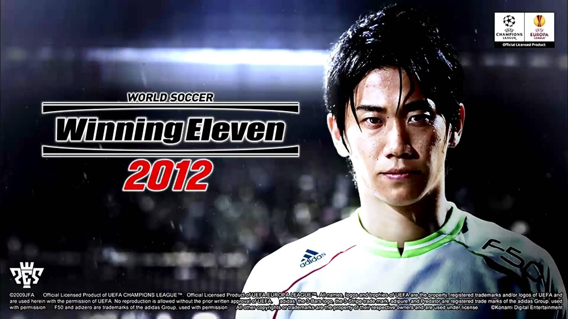 Winning Eleven 2012 Mod WE16 Apk Update Download