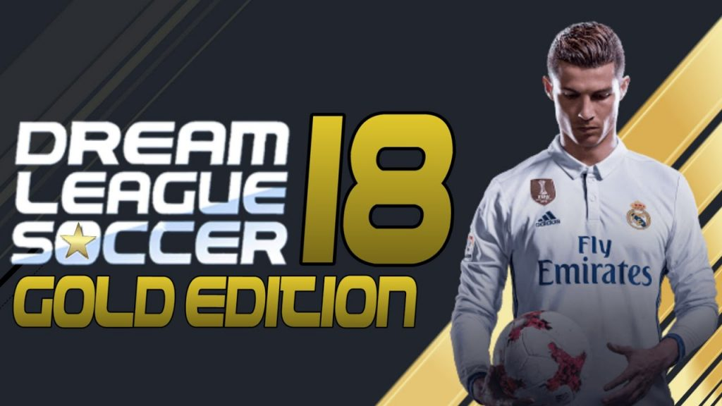 Dream League Soccer 2018 Gold Edition Apk Data Download