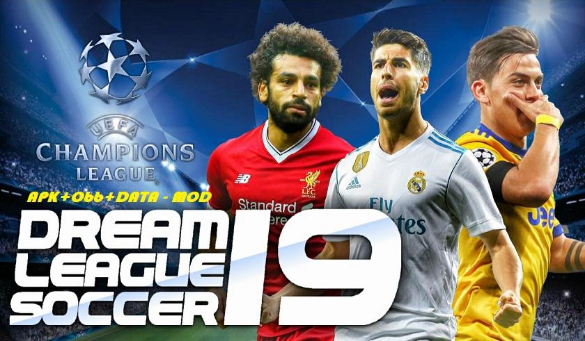 Dream League Soccer 2019 UEFA Champions League Download