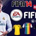 FIFA 14 Mod FIFA 18 PPSSPP For Android and iPhone Download