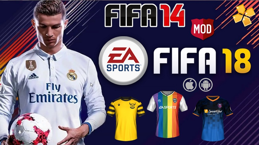 We have released a new update for FIFA 14 ModdingWay Mod. We have added complete kits sets for Serie A and La Liga. Also Wanda Metropolitano Stadium ( Altético Madrid ) and new faces. Also: DLS19 UCL Apk+Obb+Data Added some latest transfers: La Liga Complete Kits Set, Serie A Complete Kits Set, Ligue 1 : Bordeaux and Lille Balls: Mitre EFL, Mitre EFL Hi Vis, Mitre SPL, Nike Ordem V, Nike Ordem Liga Nos, Ligue 1 Winter, Torfabrik, Winter, Ligue 2, Also other balls improved Faces: Agüero (beard), Griezman (hair Update), Ben Yedder, Benjamin Mendy (hair update), David Silva (hair update), Diego Demme , Ederson, Hamsik (hair update), Kessié, Balotelli (hair update), Mascherano (beard), Nélson Semedo, Oliver Burke, Javier Ontiveros, Patrick Cutrone, Theo Hernández, Willi Orban, Zappacosta Also: PES 2018 Mod Apk Unlocked Stadium: Wanda Metropolitano FIFA 16 Mod FIFA 18 Ultimate Team HD Grafik