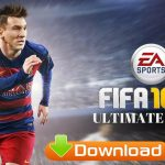 FIFA 16 Mod Ultimate Team Apk OBB Data Android Download