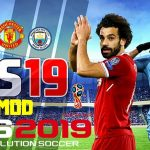 FTS mod PES 2019 Android Full HD Graphic Download