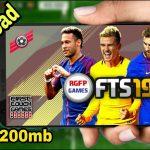 FTS19 Mod Offline Apk Data 200MB Download