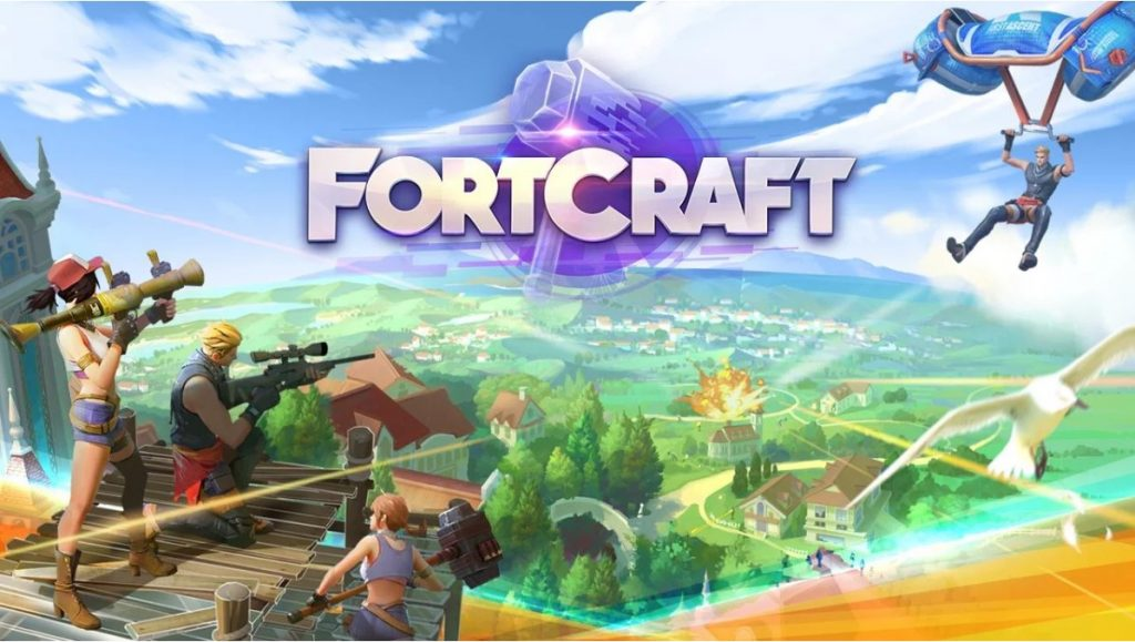 FortCraft APK Game for Android Download
