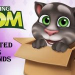 My Talking Tom 4.7.1.87 Mod Apk Data Download