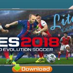 PES 2018 Lite Android Update Download