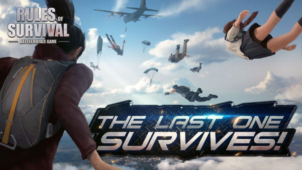 Rules of Survival Mod APK Obb Android Game Download