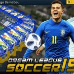 DLS 19 Mod APK Real Madrid Kits Stadium Download