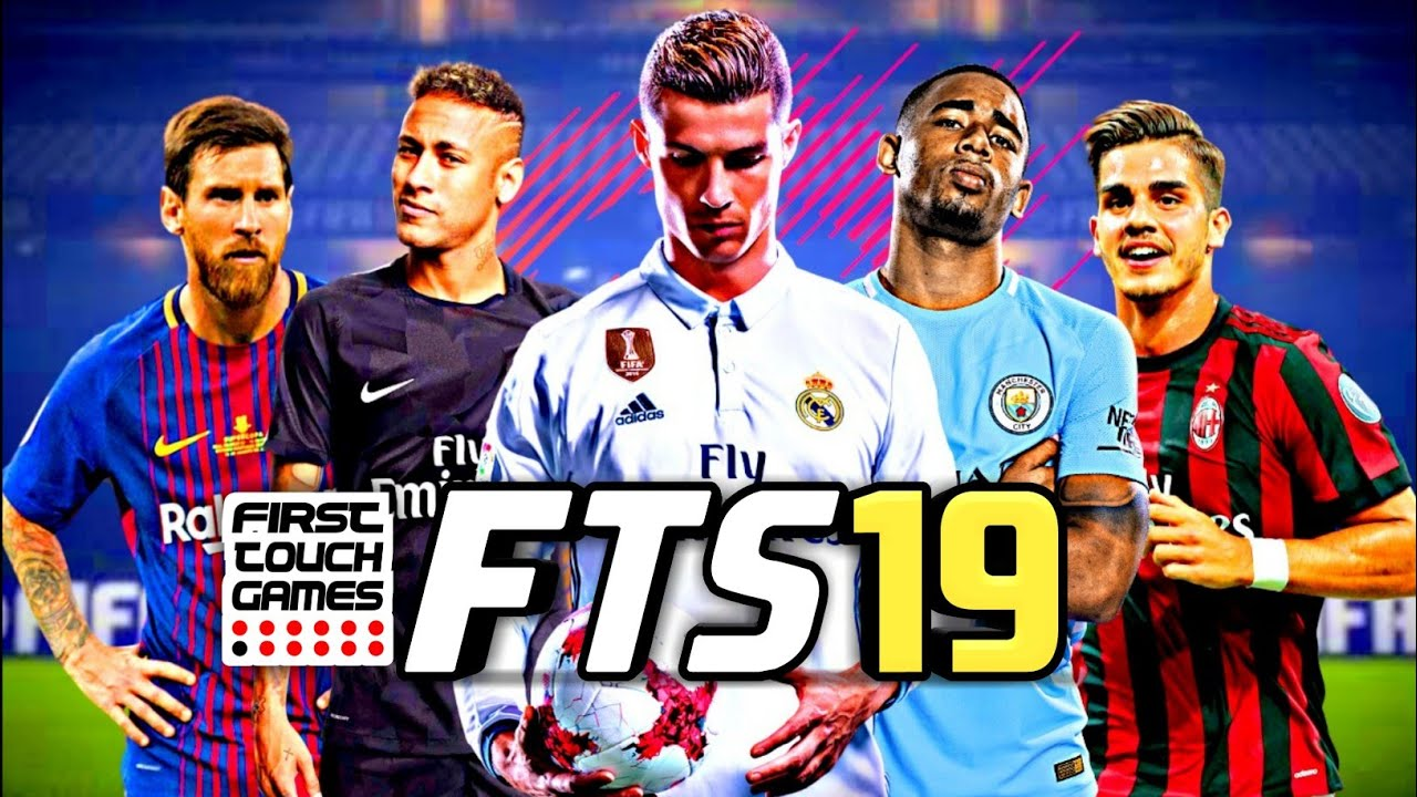 FTS 19 Mod Offline Android ALL STARS Download