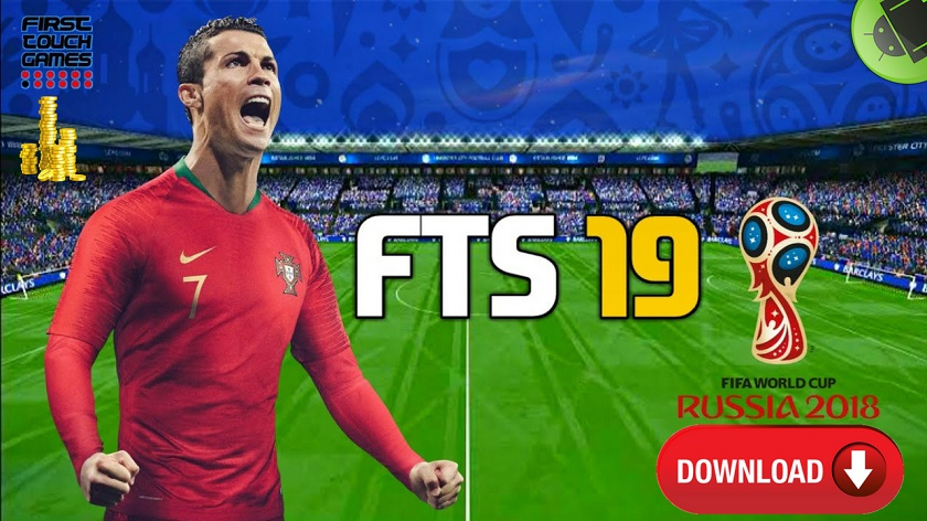 FTS 19 Mod World Cup Russia Android Download