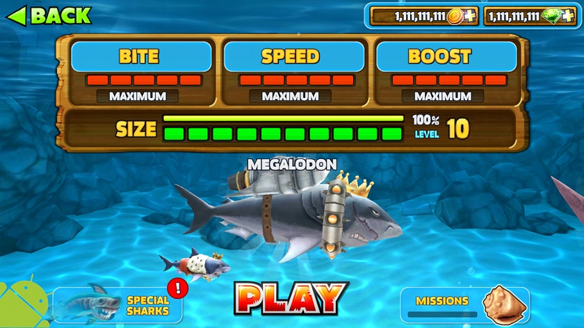 Hungry Shark Mod Apk Free Evolve Game Download
