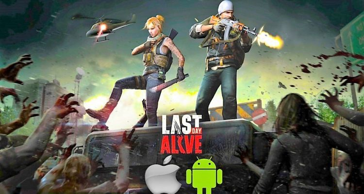 Left to Survive LAST Day ALIVE Apk Mod TPS Zombie Survival