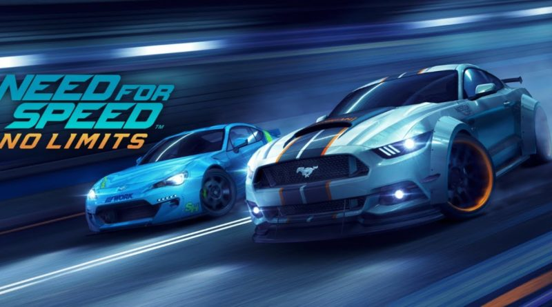 NFS No Limits Mod Apk Infinite Nitro Download
