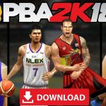 PBA 2K18 Android Apk Obb Download