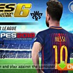PES 6 Patch 2018 Android Offline Download