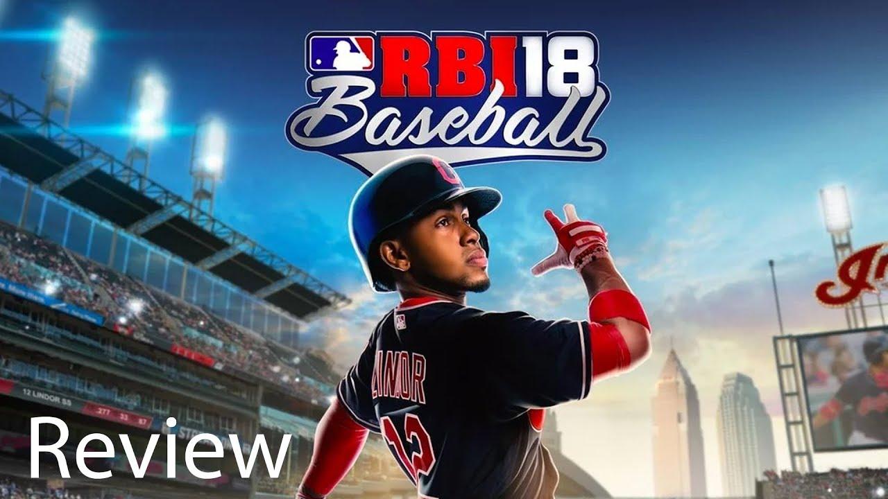 RBI Baseball 18 APK Mod Android Download