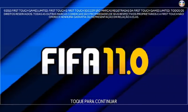 FTS Mod FIFA 11.0 Offline Android Game Download