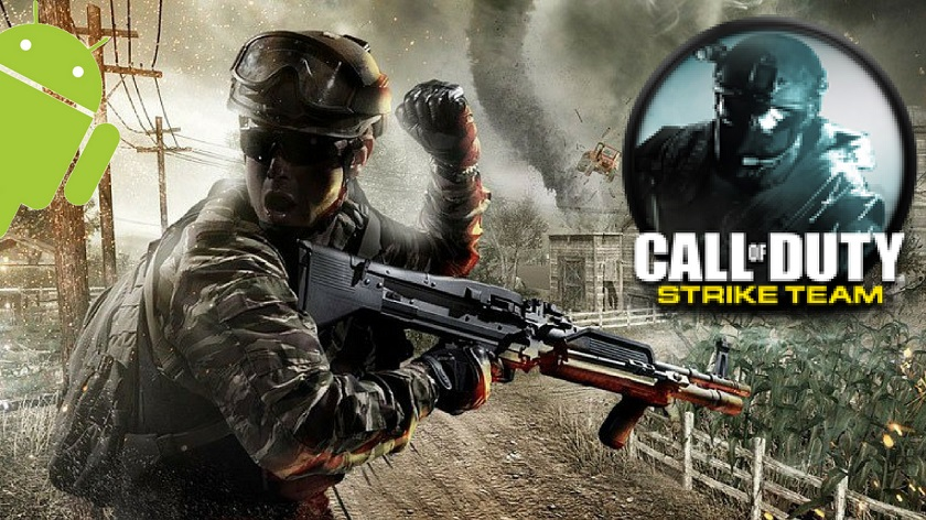 Call of Duty Strike Team Mod Apk Unlimited Money Download